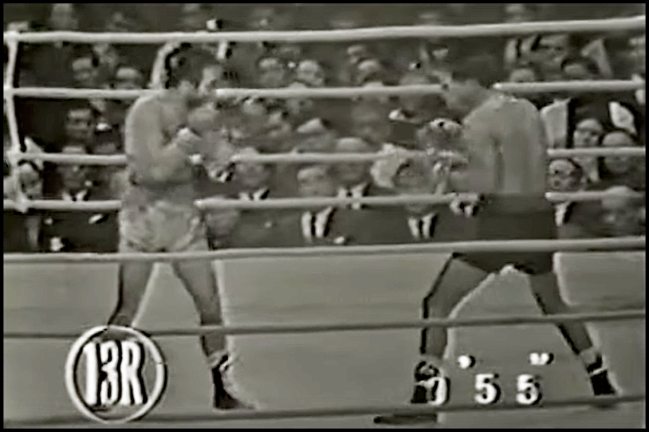 FIGHTING HARADA VS JOSE MEDEL II