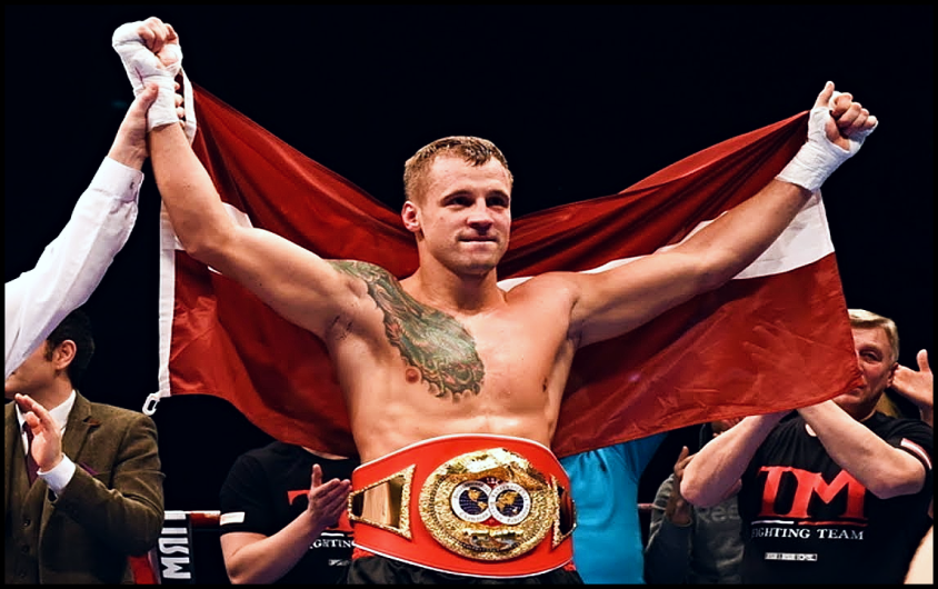 16 MAIRIS BRIEDIS