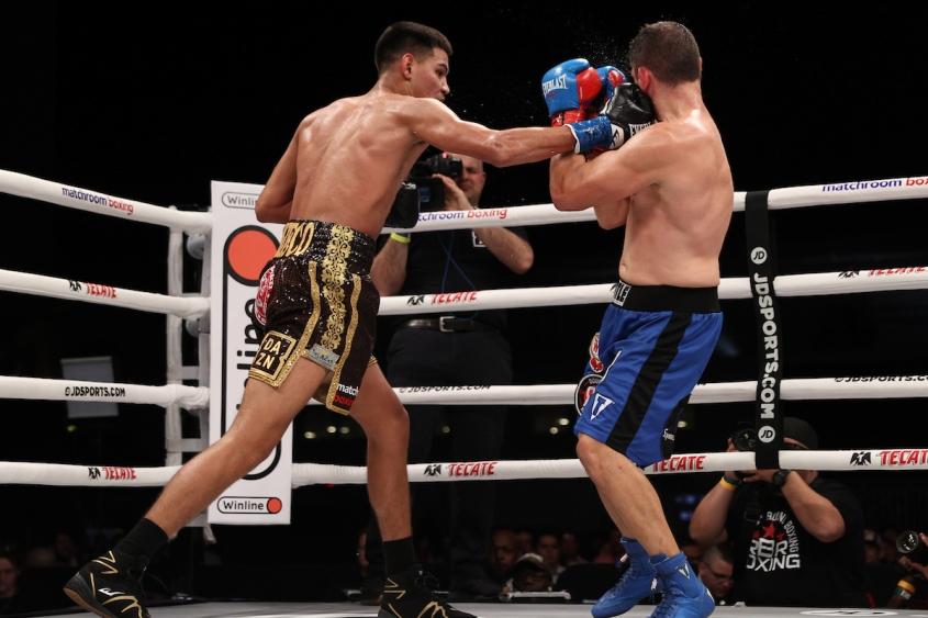 Boxing: Garcia vs Vargas Fight Night