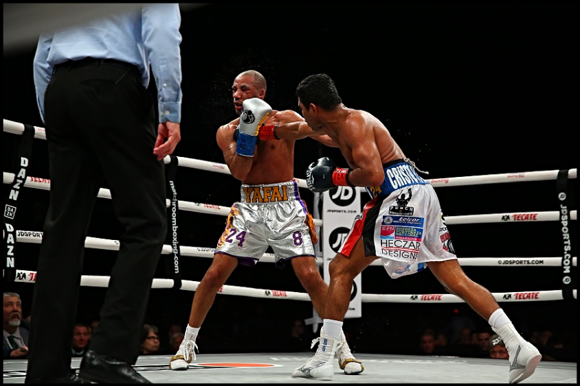 THE PUNCH THAT DESTROYED YAFAI