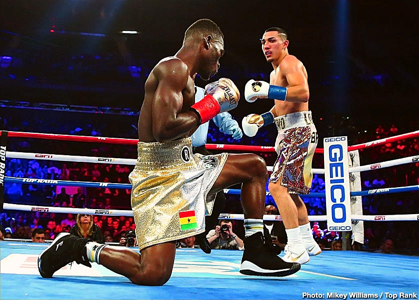 COMMEY DOWN