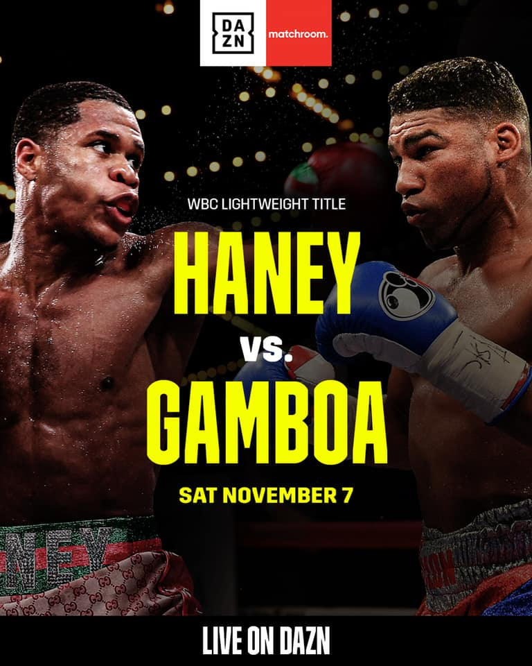 HANEY GAMBOA