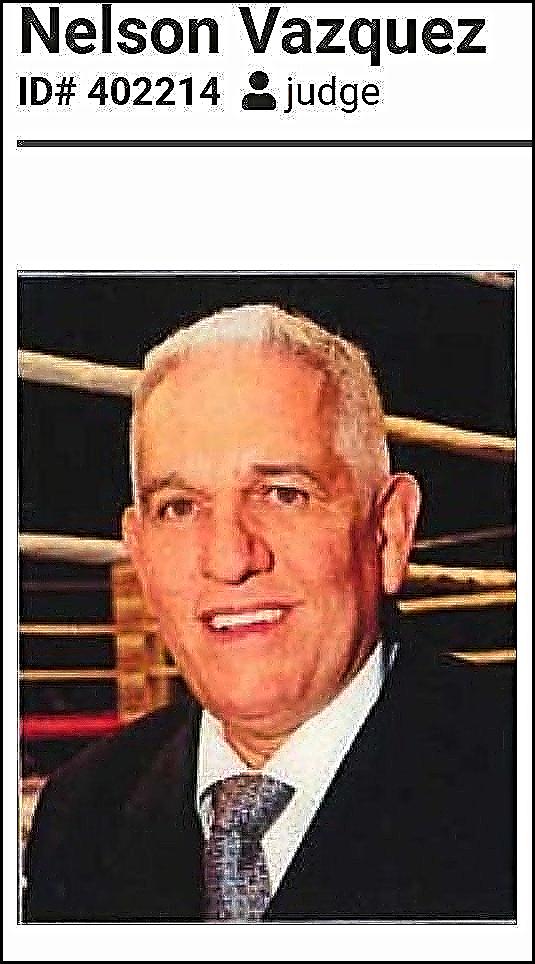 NELSON VAZQUEZ