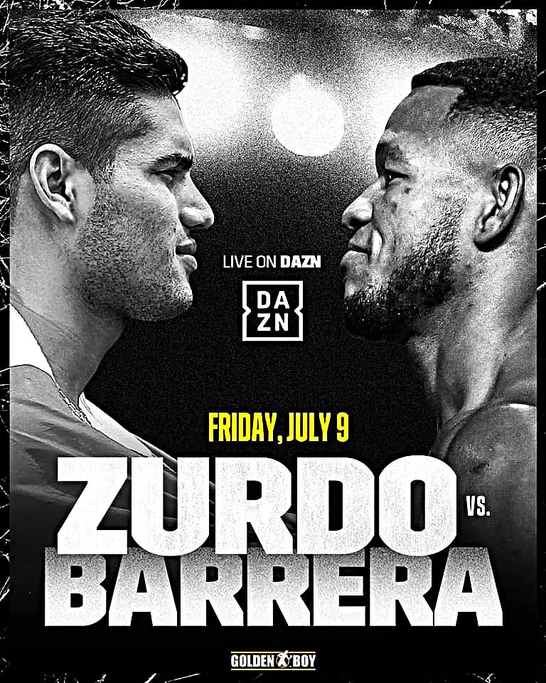 ZURDO VS BARRERA