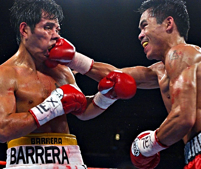 09 - THE FIRST BARRERA FIGHT