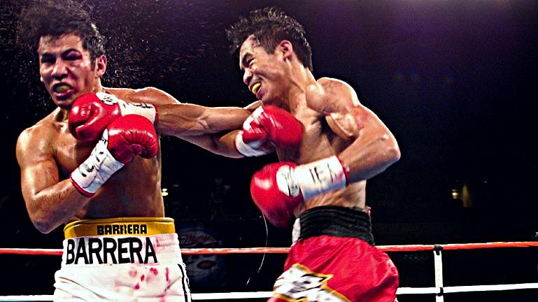10 - THE FIRST BARRERA FIGHT