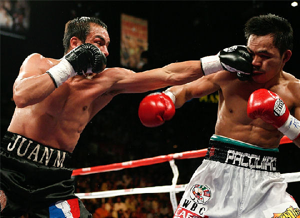 23 - MARQUEZ 2ND FIGHT