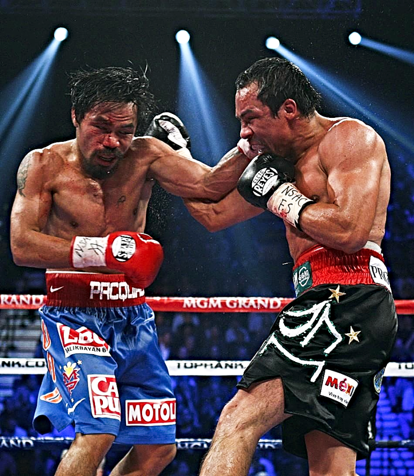 44 - MARQUEZ 3RD FIGHT